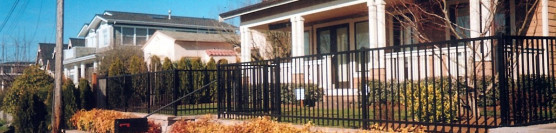 Ornamental Iron 2 Rail